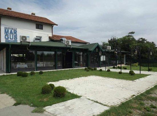 Velika Plana, Serbia: Restoran Margus