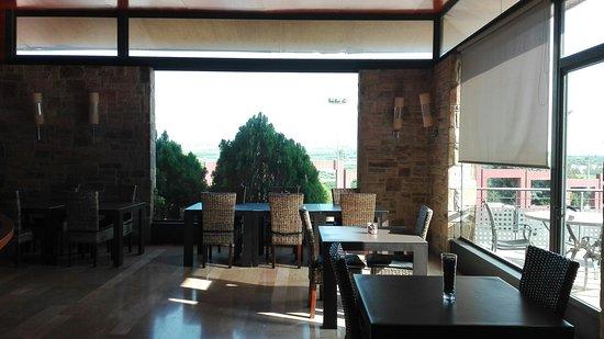 Enguera, Espanha: cafeteria