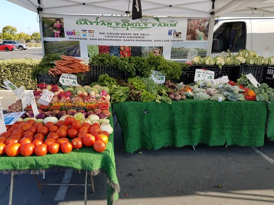 The Valley Patch Farmers Market