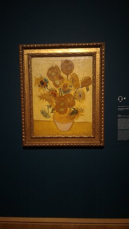 Van Gogh Museum: I Girasoli