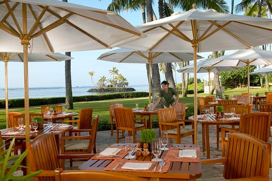 The Kahala Hotel Resort Restaurant