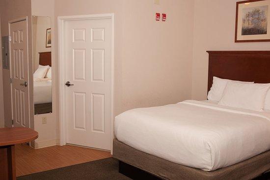 Logan, فرجينيا الغربية: Guest room