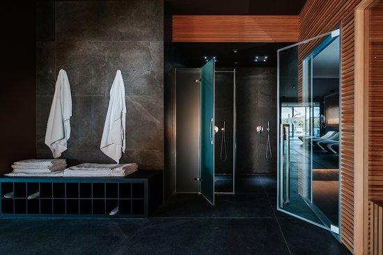 La sauna e il bagno turco picture of jo hotel marano lagunare