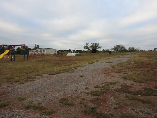 Sayre, OK: the playground