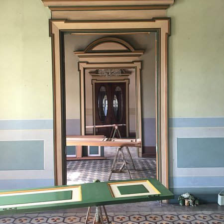 Rooms and restoration