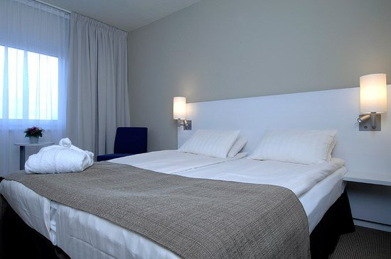 Thon Hotel Brussels Airport: Guest room