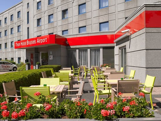 Thon Hotel Brussels Airport: Exterior