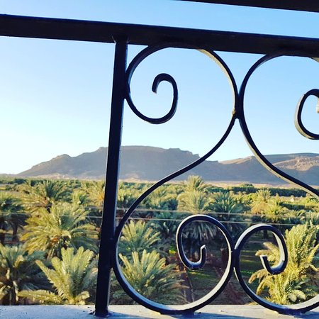 Tafraoute Sidi Ali, Marrocos: Vue de nos meilleurs chambres supérieures