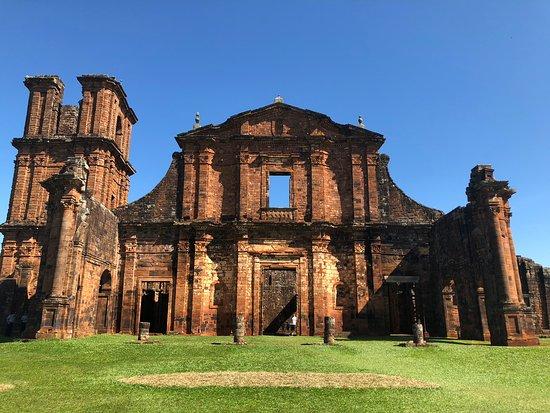Ruins of Sao Miguel das Missoes