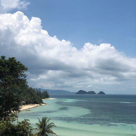 Sehr zuvorkommendes Resort mit toller Aussicht