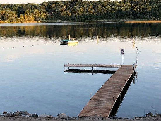 East Gull Lake Foto