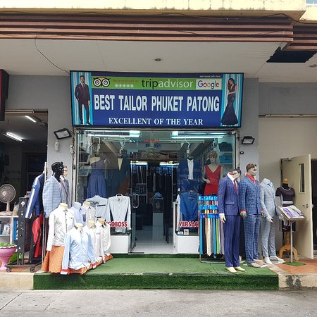 Best Tailor Phuket Patong Suit Shop