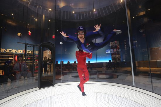 ‪iFLY Indoor Skydiving -King of Prussia‬