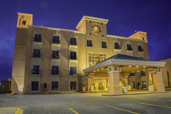iStay Hotel Ciudad Juarez: Exterior