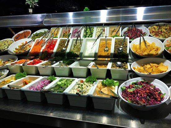 vegetarisk buffe köpenhamn