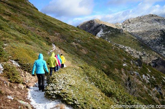 Sofia Mountain guide