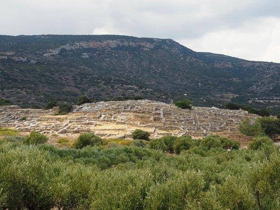 Γουρνιά: Gournia archaeological site