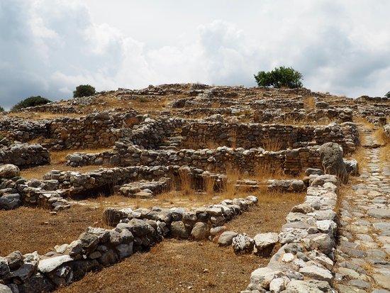Γουρνιά: Part of Gournia palace complex