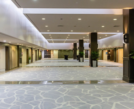 Meeting Rooms at the Hilton Miami Downtown