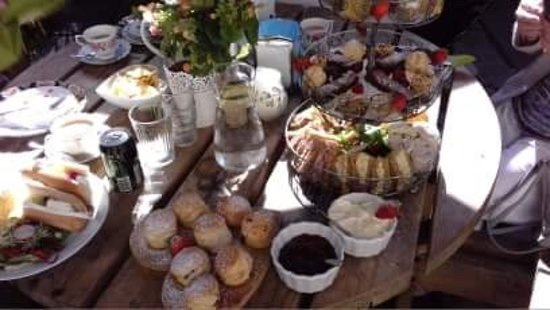 Yate, UK: Amazing cream tea