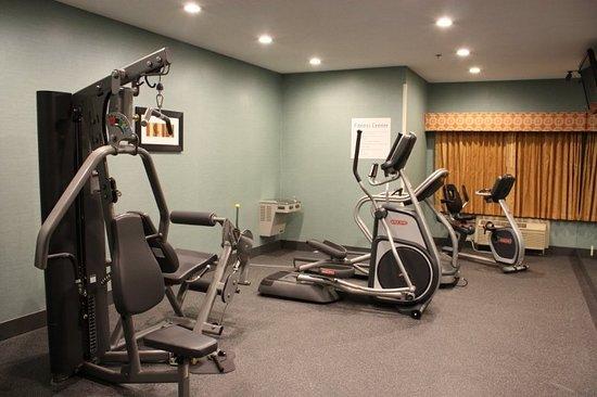 Ludlow, ماساتشوستس: Health club