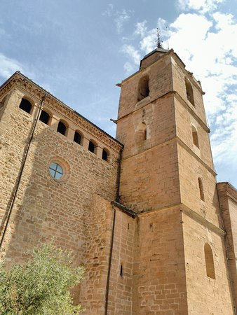 La Puebla de Castro, España: iglesia