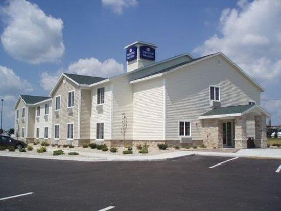 Durand, Висконсин: Exterior