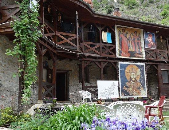 Prizren, Kosovo: Holy Archangels Monastery today