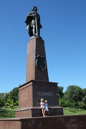 Stary Oskol, Ρωσία: Александр Невский