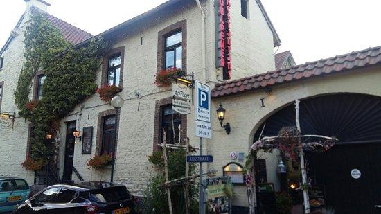 Gulpen, Nederland: Gasterij de Poort