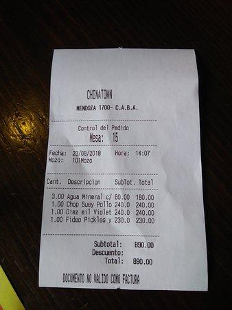 Foto de Restaurant Chinatown