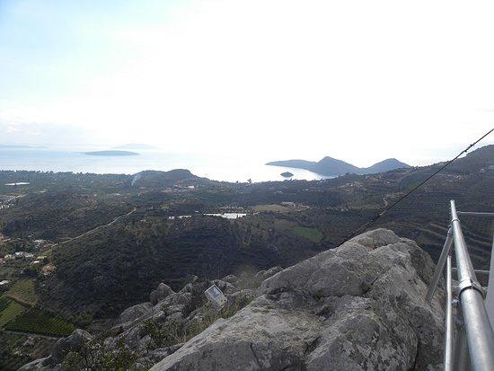 Asini, Řecko: View of Spetses
