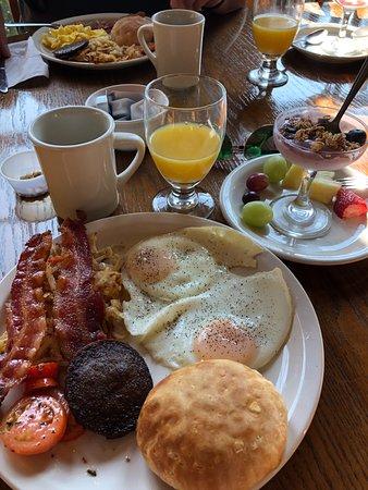 Whitesburg, GA: Breakfast