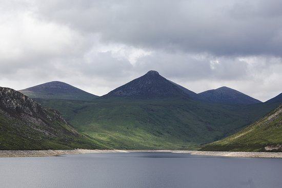 County Down, UK: Silent Valley Reservoir