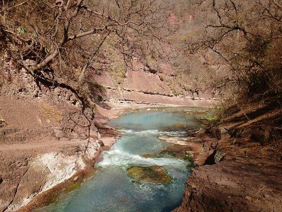 Valle Grande, Argentina: Oasis en la selva Jujeña...