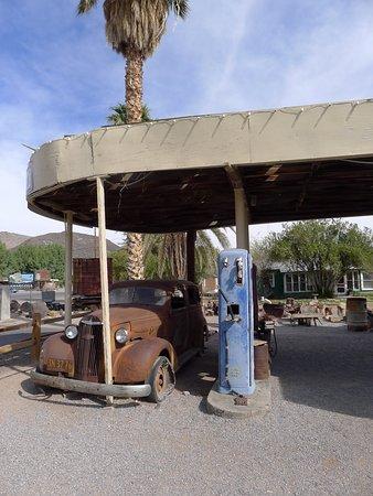 "Shoshone, Kalifornien: oude ""meuk"""
