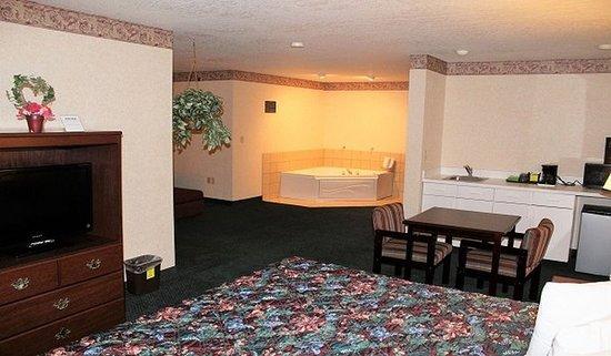 คัมเบอร์แลนด์, วิสคอนซิน: Suite
