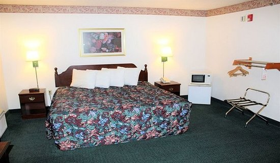 Cumberland, WI: Guest room