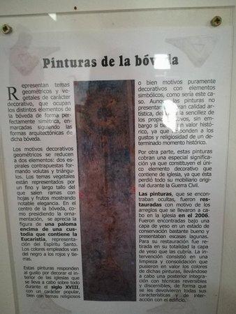 La Hiruela, Tây Ban Nha: cartel2_iglesia_Hiruela_large.jpg