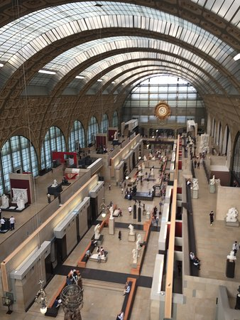 Musée d'Orsay: Inside the Orsay.