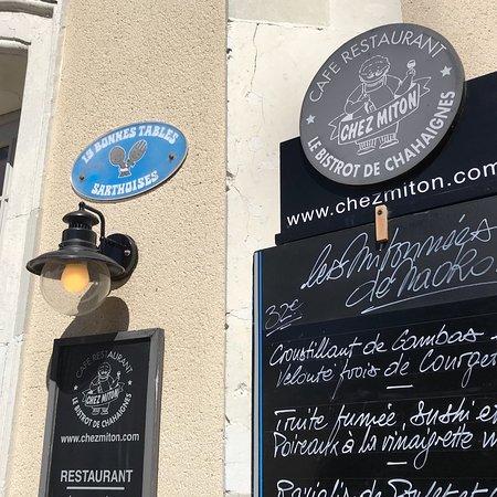 Chahaignes, فرنسا: photo5.jpg