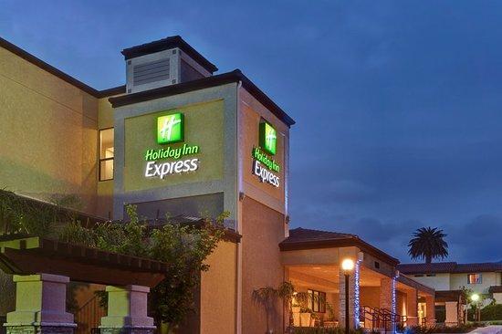 holiday inn express san luis obispo ca motel reviews. Black Bedroom Furniture Sets. Home Design Ideas