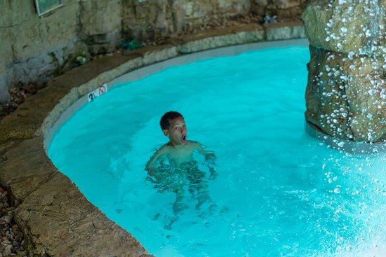 Still Waters Resort : Oasis Waterfall