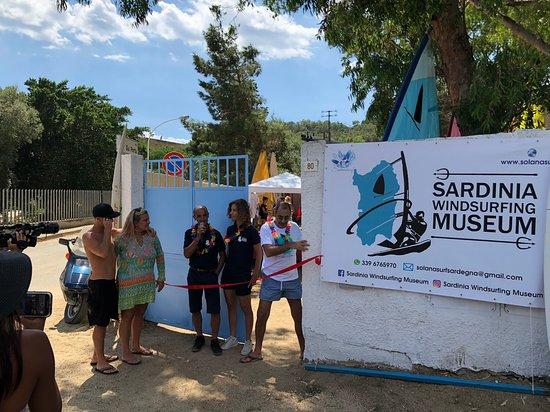 Sardinia Windsurfing Museum