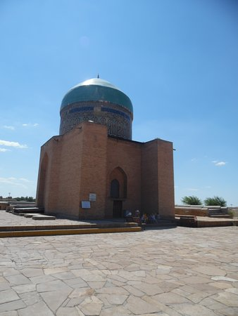 Turkestan, Καζακστάν: Mausoleum of Rabigha-Sultan Begum