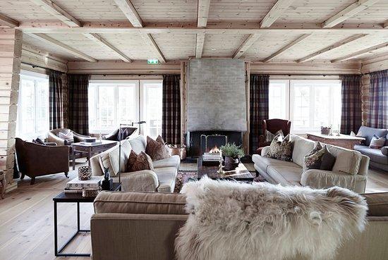 Skodje Municipality, Noruega: Bar/Lounge