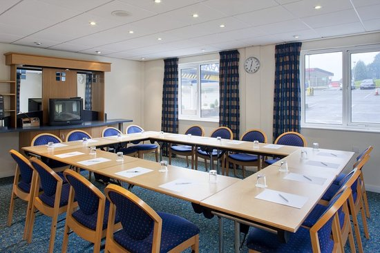 Upper Harbledown, UK: Meeting room