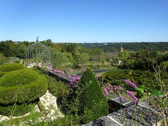 Les Jardins du Chateau de Viven