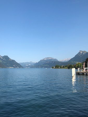 Buochs, สวิตเซอร์แลนด์: And another lakeside view 👍🏻
