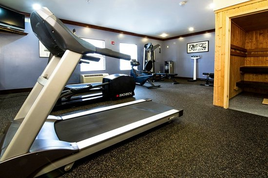 Country Inn & Suites by Radisson, Fayetteville-Fort Bragg, NC: Health club